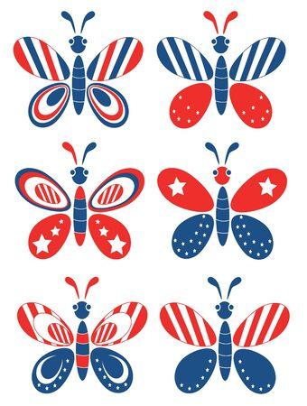 symbolic: Butterflies