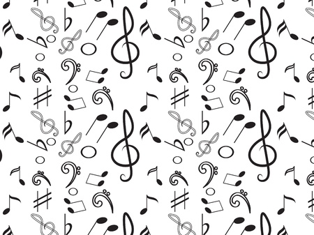 Music background Stock Vector - 9650715