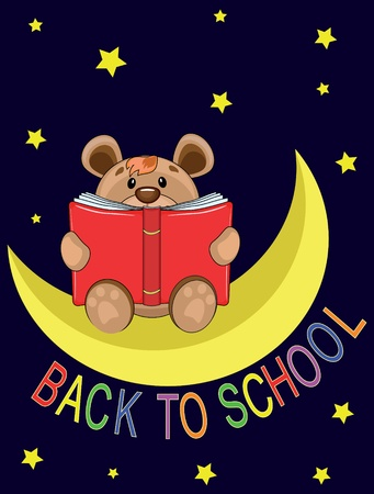 Back to school Stock Vector - 9800370