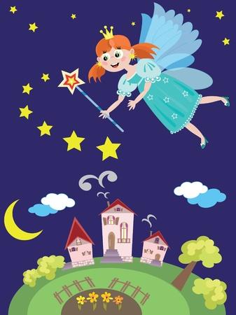 Fairy or princess photo