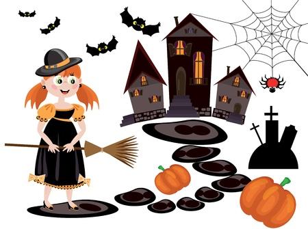 Halloween,set Vector