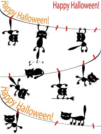 pounce: Halloween background