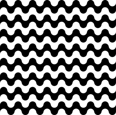 black stripes: Abstract background with  waves.