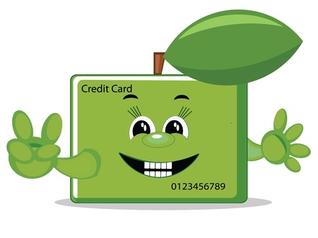 borrowing money: Credit card