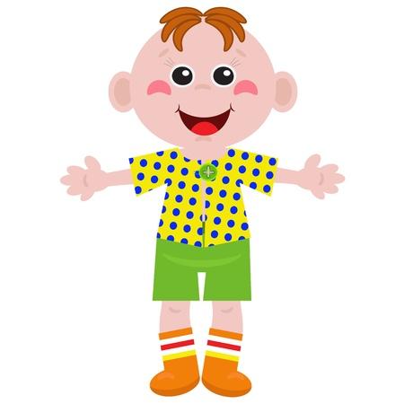 kink: Funny little boy