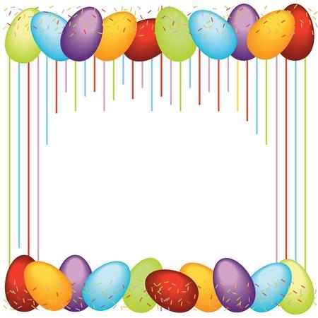 framing: Easter frame