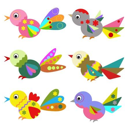 young bird: Birds