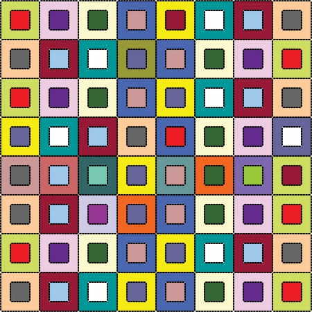 varicolored: Varicolored cells