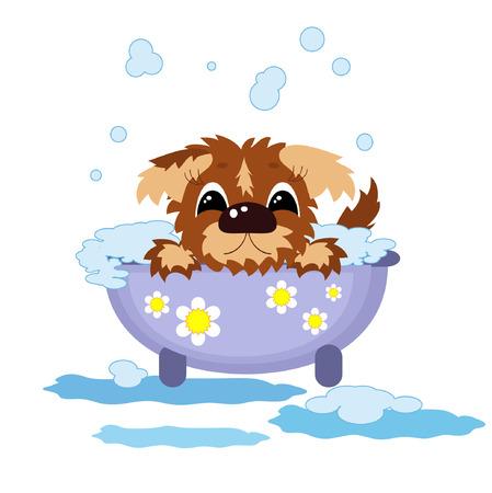 999 Dog Wash Cliparts, Stock Vector And Royalty Free Dog Wash ...