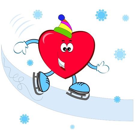 Heart- sportsman