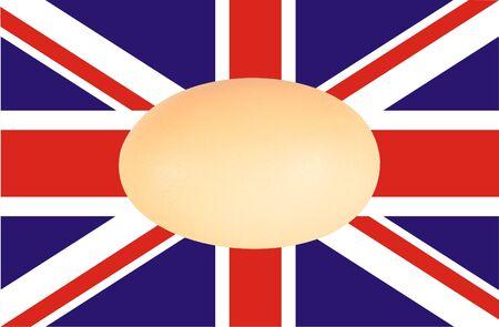 British egg Stock Photo - 5504108