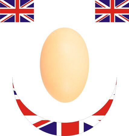 British egg face photo