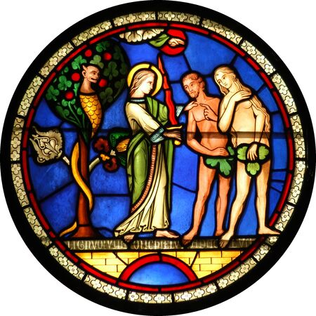 adam and eve: Adam & Eve (Genesis 2)