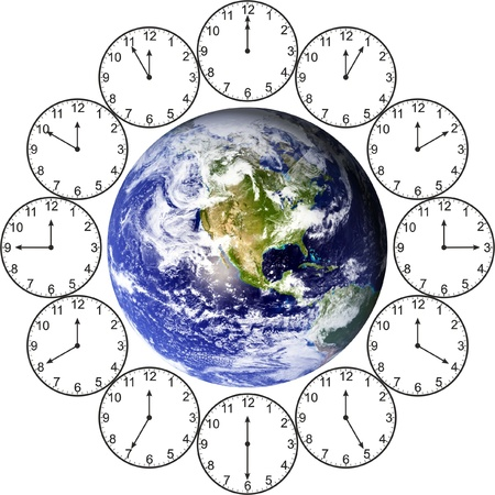 Time around the World photo