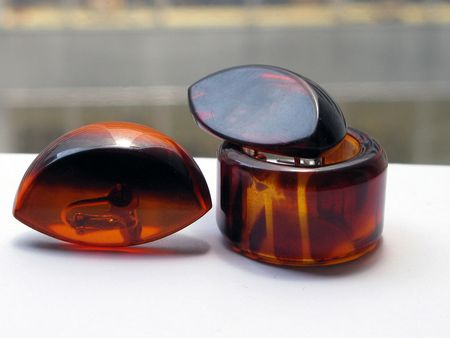 tortoise shell type earring jewelry