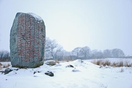 Rune stone Editorial