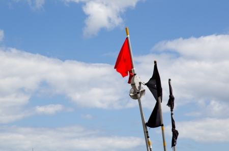 Fishermans flags
