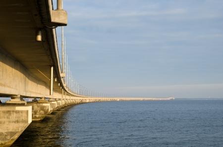 Low angle bridge