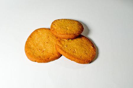 Almond cookies Stock Photo - 16899007