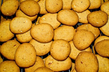 Cookies all over Stock Photo - 16899003