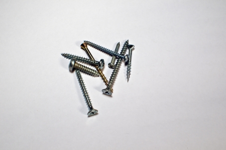 Some different screws Stock Photo - 16942904