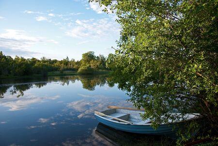 Mirror lake Stock Photo - 17275310