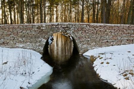 Old bridge Stock Photo - 17330561