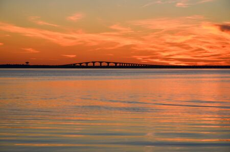 oland: Oland bridge connects the island Oland in the Baltic sea with mainland Sweden
