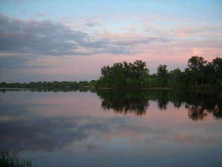beautiful reflection photo