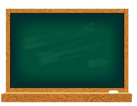 Vector illustration of school blackboard 版權商用圖片 - 14327958