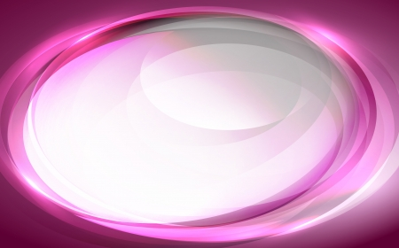 ovals: Purple oval abstract background