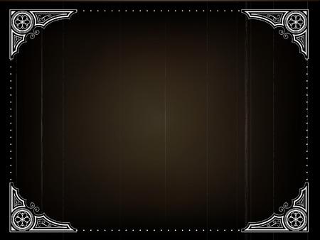 cổ điển: khung tên Old phim Hình minh hoạ