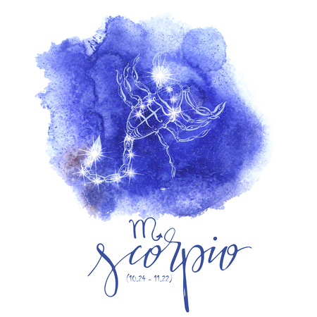 Astrology sign Scorpio