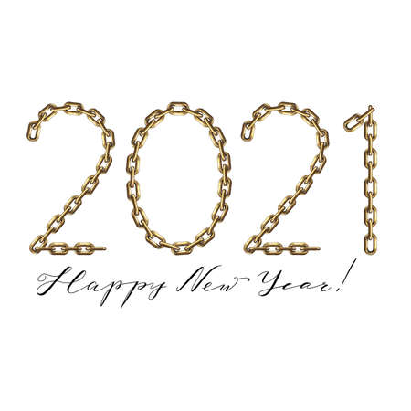 2021 HAPPY NEW YEAR congratulation text