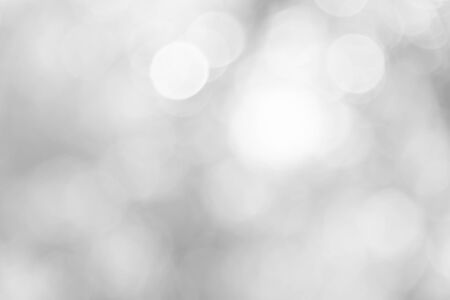 Gray bokeh background, abstract texture Stock fotó
