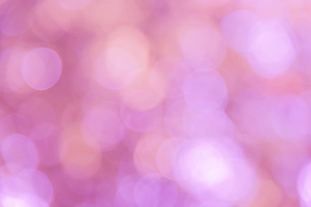 Violet bokeh texture background from natural