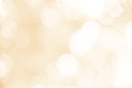 Light brown bokeh texture background from natural Foto de archivo