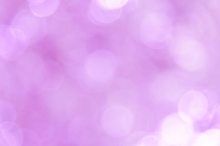 Purple bokeh texture background from natural