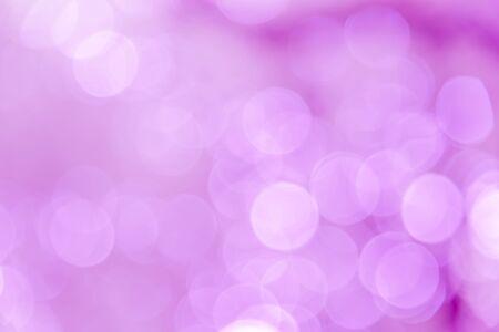 Fond de texture bokeh violet de naturel