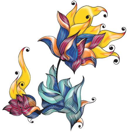 exquisiteness: Vector illustration