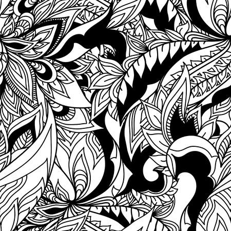 paisley seamless pattern: Paisley seamless pattern. Vector format. Illustration