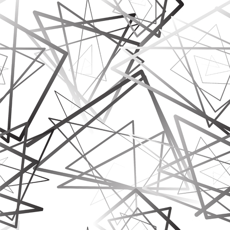 entropy: Graphic texture. Abstract drawing. Vector seamless pattern.