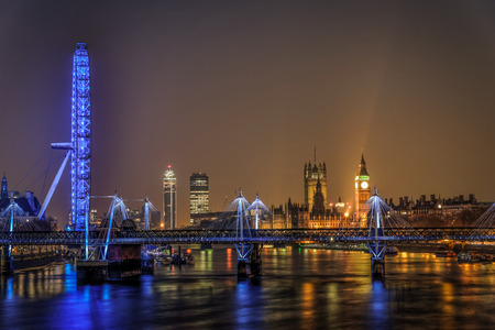 big eye: London Skyline