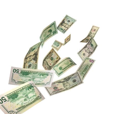 US dollars Stok Fotoğraf