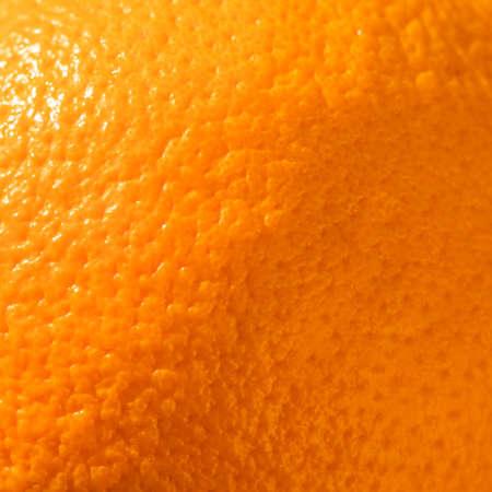 Ripe orange peel background. Close up view.