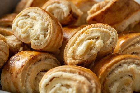 Gata, traditional armenian sweet pastry.
