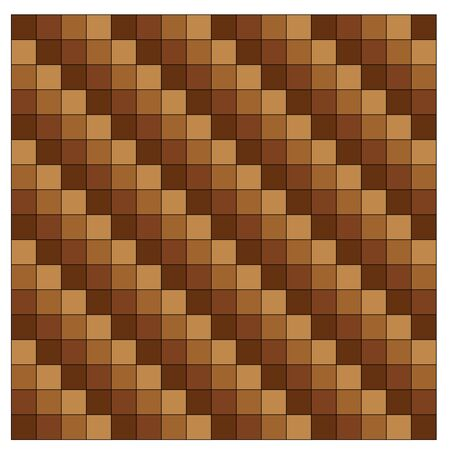 mosaic: Mosaic. Vector image. Illustration