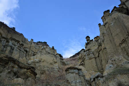 manisa natural hills and sky