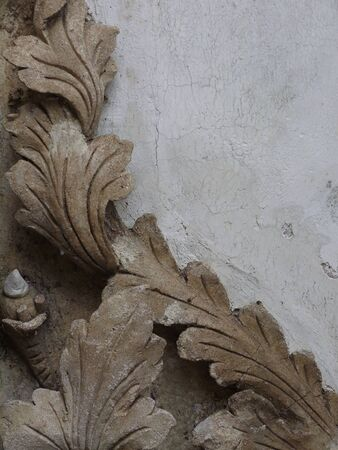 restitution: restoration of the old temple wall