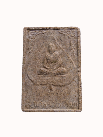 Thai Buddhist amulet